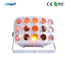 Светодиодный индикатор лазерного воздействия света 8 цвета 60W свет PAR DMX DJ этапе Disco праздник свадьбы