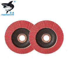 Disco abrasivo della falda di alta qualità di materiale di ceramica