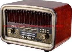 La communication radio bidirectionnelle CD/MP3 Player Lecteur USB avec haut-parleur Bluetooth