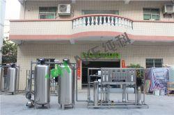 Chunke 3000L usine de traitement de l'eau du système de RO RO purificateur d'eau