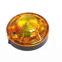 Carcasa impermeable disco giratoria luces de emergencia para el alquiler de barco SUV