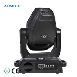 安い価格60W小型DMX LED移動ヘッド点のGoboライトマニュアル