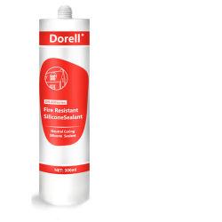 Image de marque populaire chinois Dorell joint en silicone neutre 310ml tambours pour utiliser le prix de vente de verre