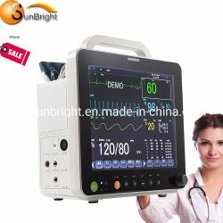 De draagbare Geduldige Monitor van de Module van de Ziekenwagen NIBP