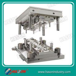 1.1730/1.2312/1.2343/1.2085/1.2083 fundição de moldes Molde/Base do molde de injeção de plástico para os componentes do molde plástico