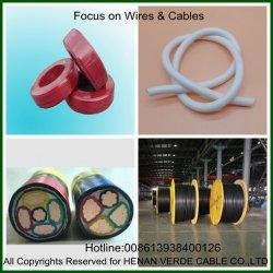 Conductor de cobre personalizada de la fábrica de caucho de silicona en espiral de PVC cable aislado de soldar los cables eléctricos de Cable Eléctrico De Control
