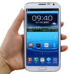 Déverrouillé téléphone cellulaire N7100 téléphone mobile smartphone Note2