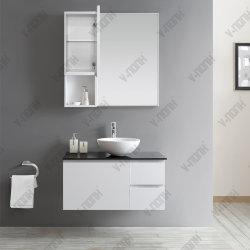 Het populaire Moderne Kabinet van de Ijdelheid van de Badkamers van de Stijl Witte Houten