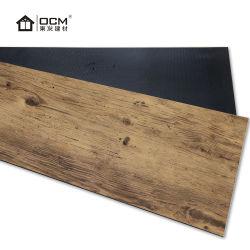 pavimentazione impermeabile dell'interno di Spc del pavimento del vinile del PVC delle mattonelle di pavimento di scatto di Lvt del pavimento di 1.5mm-5mm