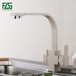 Flg латунные чистой воды 3-канальный блок радиатора на кухне под струей горячей воды фильтр электродвигателя смешения воздушных потоков