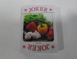 Customized Comércio por grosso de diversos requintada cozinha/Paisagem/Produtos hortícolas/Seascape/Padrões de Poker cards promocionais