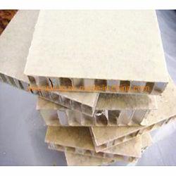 Fuerte en forma de panal de aluminio ligero Sandwich de HPL Panel Composite Panel de pared / techo