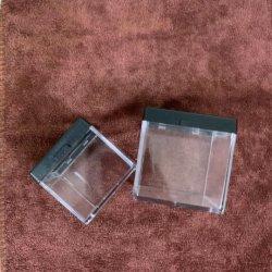 5X5X5cm clair en faveur des boîtes de bonbons Haut transparent en acrylique découpé au laser Gravure Boîte avec couvercle