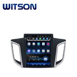 Tela vertical 9.0 Android Witson Car Multimedia Tesla leitor de rádio de navegação GPS para a Hyundai IX25 2015-2017