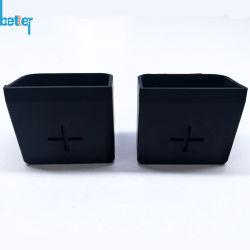 Kundenspezifisches Gehäuse Gummic$anti-staub Kasten/Kasten/Deckel des NBR Silikon-EPDM