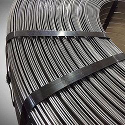Draad van het Metaal van koude Rolling Vlakke 5mm25mm wijd