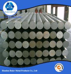 6061 6.063 perfis extrudados de alumínio/Haste da Barra redonda para a indústria