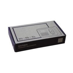Custom E Flûte Carton Ondulé imprimé Emballages Paper Box