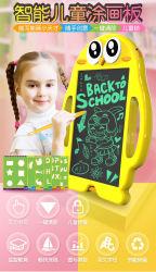 8.5inch het elektronische het Schrijven ABS van de Blocnote van de Kinderen van de Raad LCD Materiaal en Stootkussen van het Memorandum