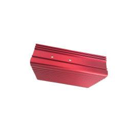 Пользовательский профиль нажмите алюминиевых кнопочный выключатель защитной крышки