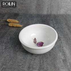 Großhandel Chaozhou Fabrik Weiße Keramik Dicke Reis Schüssel Nudel Schüssel