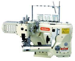 Feed-off-The-Arm 4 aiguille 6 machine à coudre de verrouillage de thread (SS-62-01MR/D)