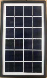 이동 전화를 위한 고능률 2000mAh 태양 충전기 태양 에너지 은행