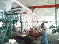 Varilla de cobre sin oxígeno Shuhong up-casting y laminación en frío