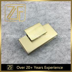 Handtaschen-Zubehör-Metallvierecks-Klipp-Verschluss für Frauen-Beutel