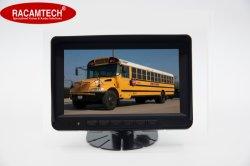 Meilleure vente couleur LCD TFT 7 pouces HD Sauvegarde de la vue arrière de recul de rétroviseur Voiture/chariot/bus/Moniteur de véhicules lourds Wirth de haute qualité