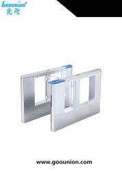 Cancello girevole dell'oscillazione dell'entrata di accesso di obbligazione dell'acciaio inossidabile; Macchina del cancello della barriera