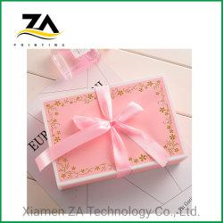 Custom Подарочные чашки упаковки торт упаковка розовый ящик .