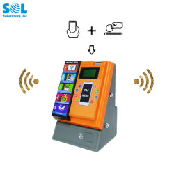 2019 Produits chaude 24 heures Self-Service WiFi Coin-Operated vending machine