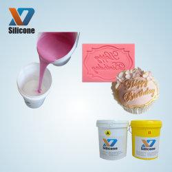 Platinum исцеление силиконового каучука для имитации продовольственной
