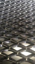 아름다운 알루미늄 합금 시트 확장된 천공 패널