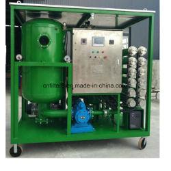 Purificazione Dell'Olio Isolante Con Trasformatore Evh
