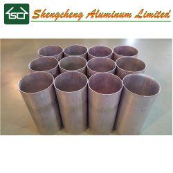 Pilar personalizados de metal y aluminio Macking velas moldes con bajo precio