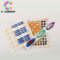 Promozione personalizzata uso regalo adesivo epossidico 3D in PVC impermeabile