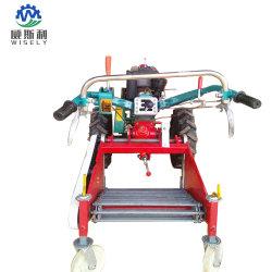 1列は収穫機のポテト収穫機を発芽させる