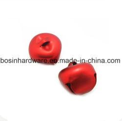 Rote Metallklingel Bell für Fertigkeit-Charme