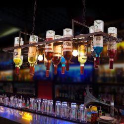 Het Glas Chandelier&#160 van de wijn; voor de Verlichting van de Keuken van de Eetkamer van de Staaf (wh-wi-02)