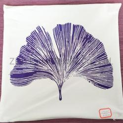 Venda por grosso de moda Monogrammed sofá macio Velvet capa do assento