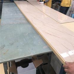 Сшитые WPC настенной панели композитный ПВХ пластика оформление экологических материалов