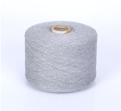 Filato di miscela del rayon del cotone 40% di 60% per i guanti e Snop