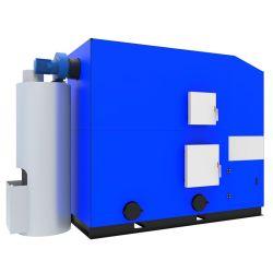 Energiesparender automatischer Lebendmasse-Dampf-Generator der Sicherheits-200kg/H für Zubehör-Dampf und Heißwasser