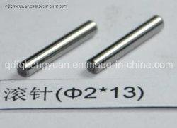 Acero cromado/extremo redondo de acero inoxidable Pin de los rodamientos de agujas/Automotive