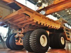 50-70 톤 공장 큰 광업 덤프 트럭