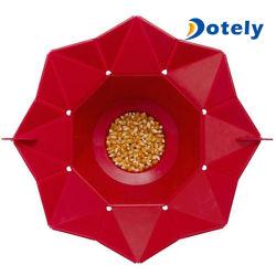 Magnetron inklapbare BPA en PVC-vrije Popcorn Popper