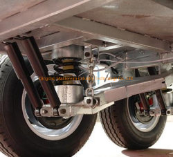 3000kgs Campertrailer unabhängige Ring-Aufhebung für reinen nicht für den Straßenverkehr Spiritus