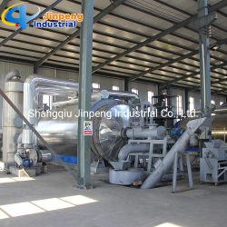 Het professionele Plastiek van het Afval aan de Machine van de Pyrolyse van de Olie (x-y-8)